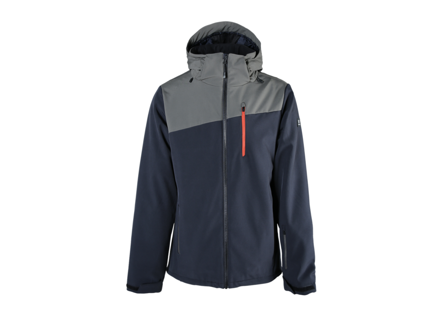 Barry Softshell Jacket – Black