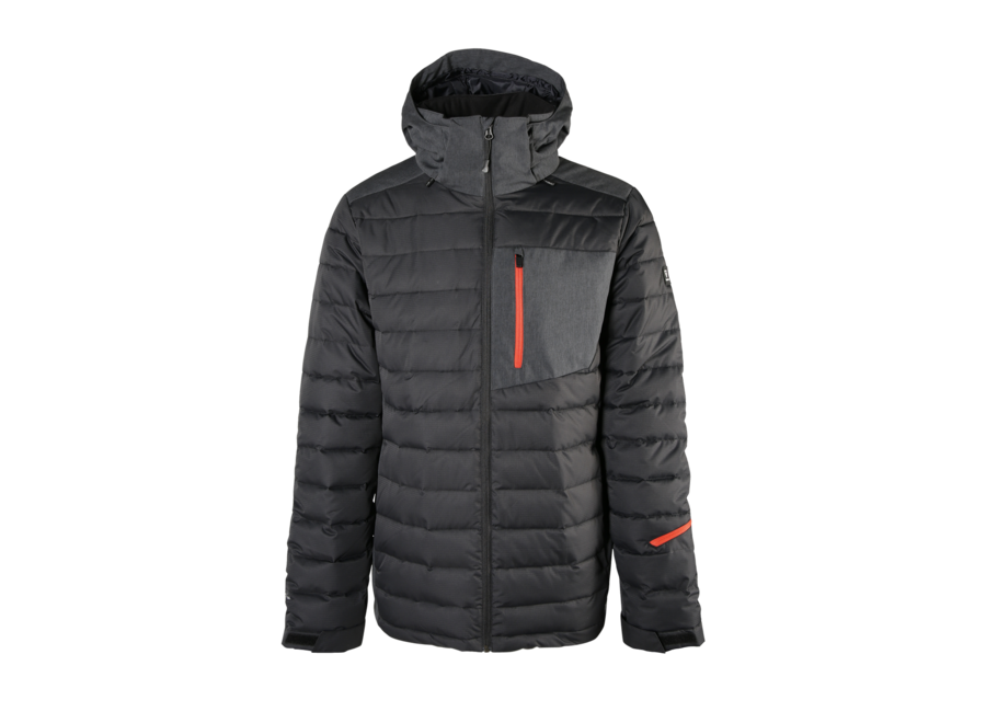 Trysail Jacket – Black