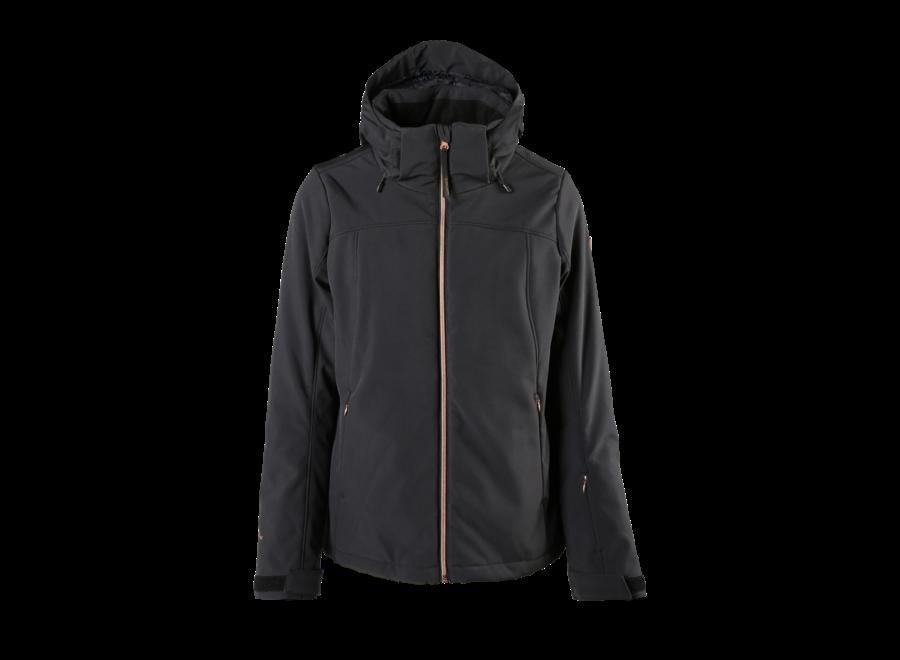 Aries Softshell Jacket – Black