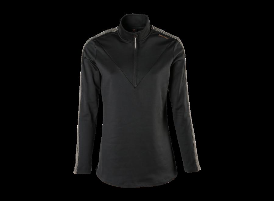 Phesant Fleece – Black