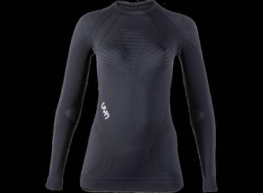 Ambityon Underwear Shirt – Blackboard / Anthracite / White