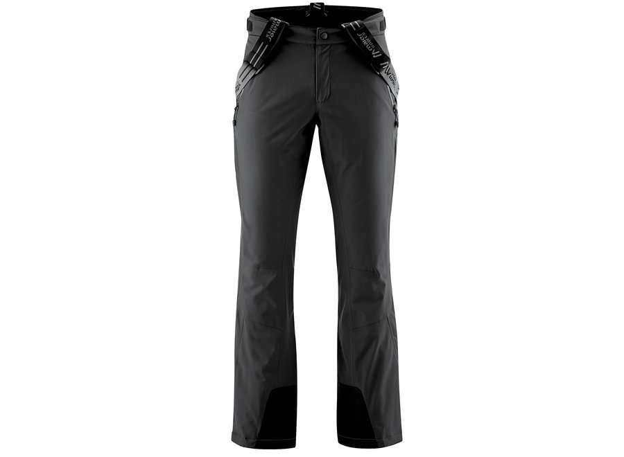 Copper Slim Pant – Black
