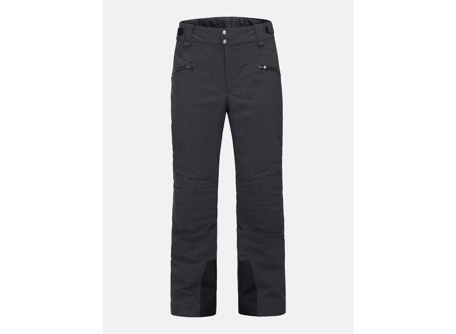 Scoot Melange Pant – Dark Grey Melange