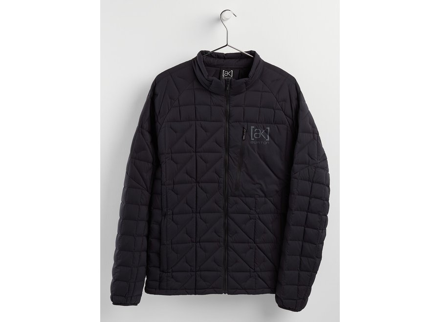 AK Baker Stretch Jacket – True Black