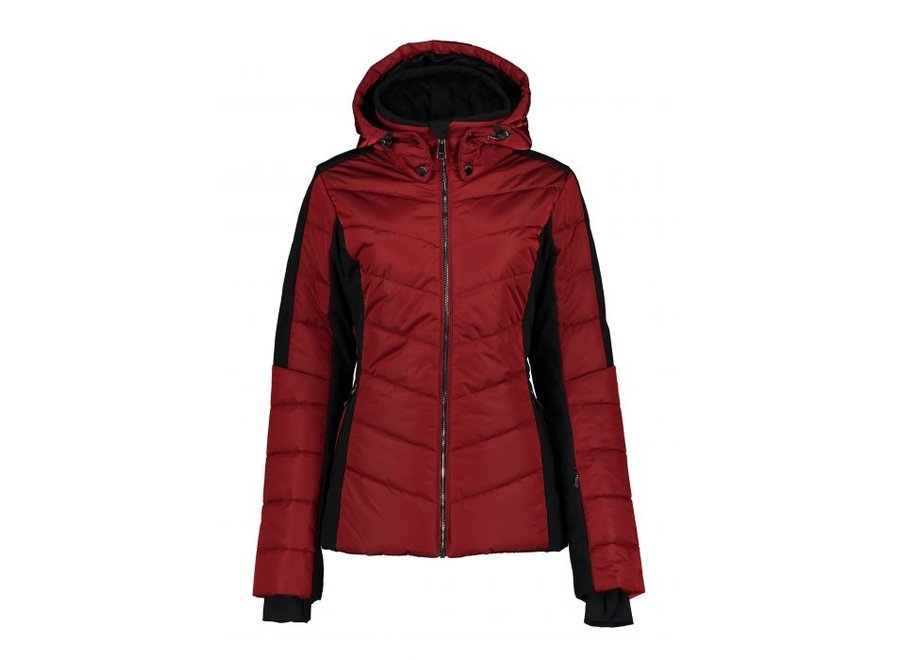 Emas Jacket – Classic Red