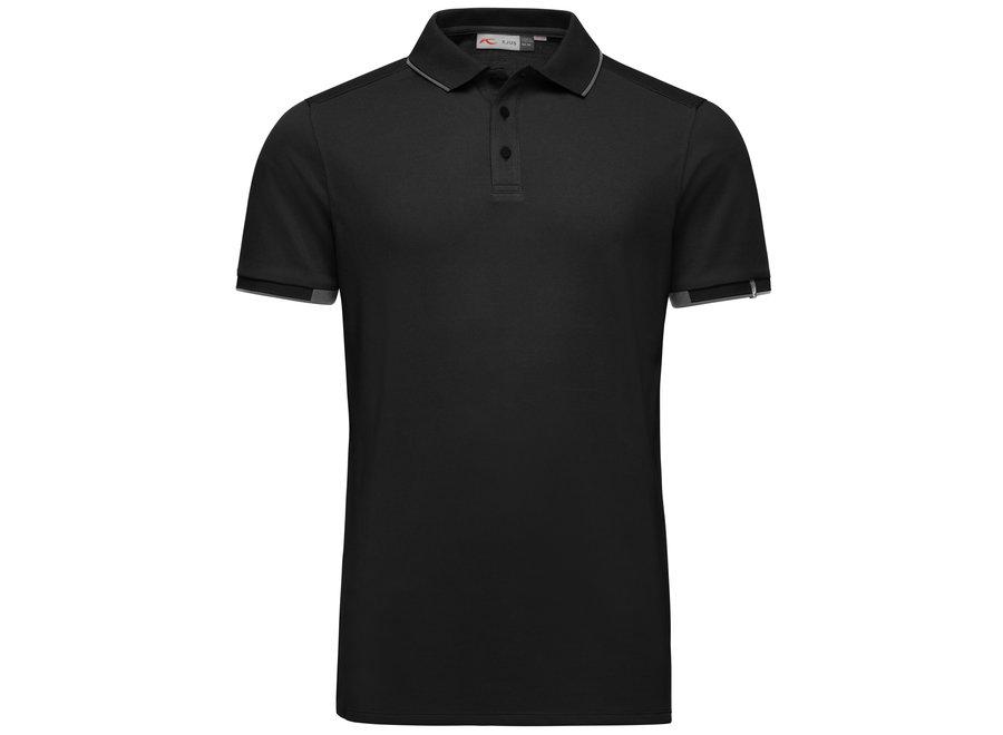 Stan Polo S/S – Black