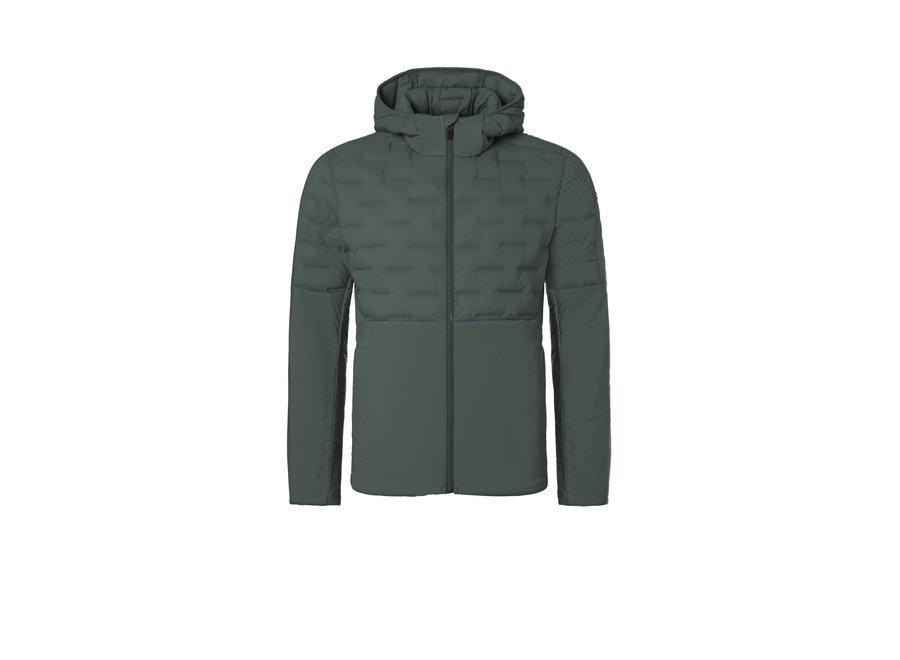Blackcomb Hooded Insulation Jacket – Dark Jet Green