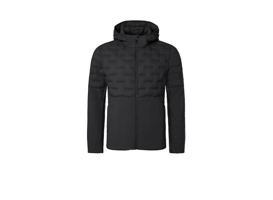 Blackcomb Hooded Insulation Jacket – Black