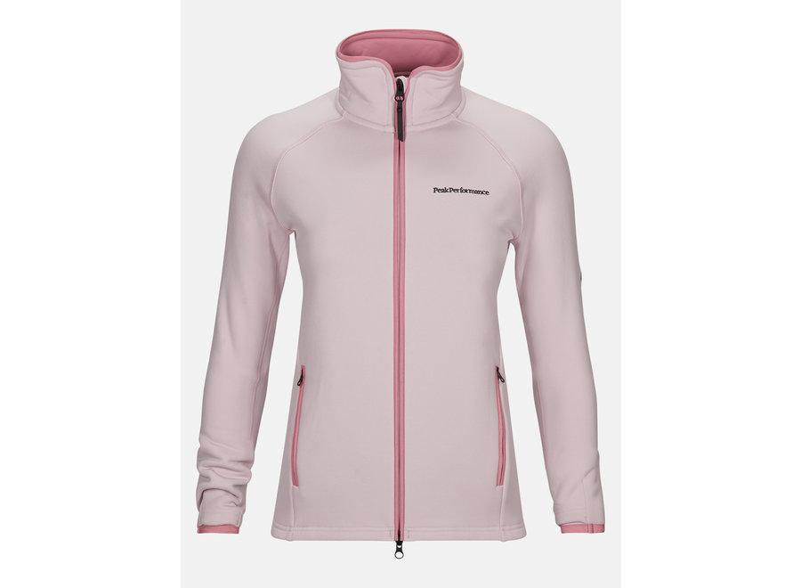 Chill Zip Jacket – Cold Blush