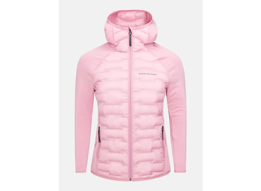 Argon Hybrid Hood Jacket – Frosty Rose