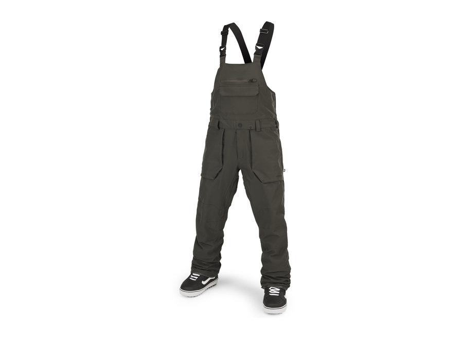 Roan Bib Overall – Black Green