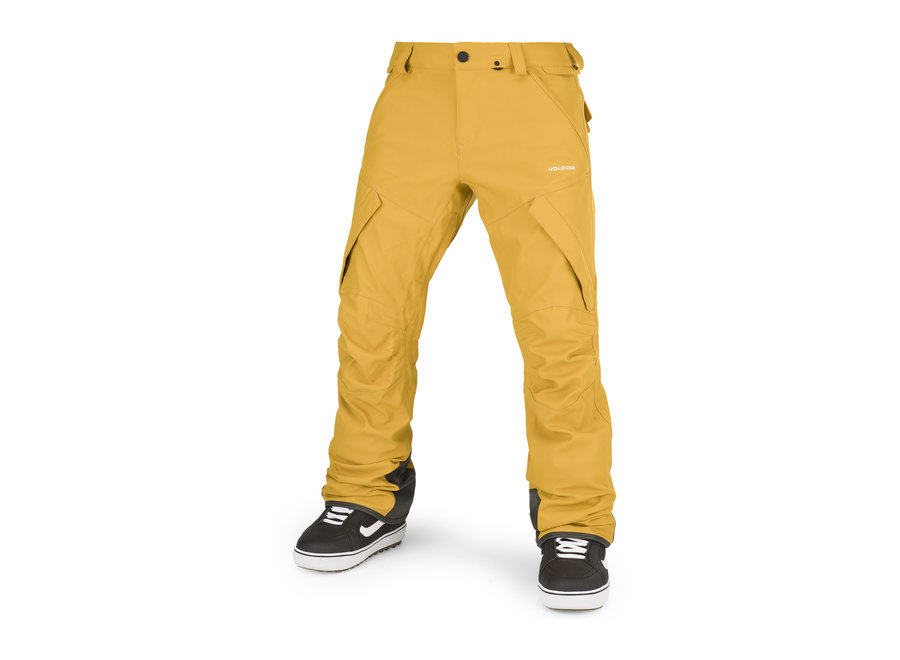 New Articulated Pant – Resin Gold