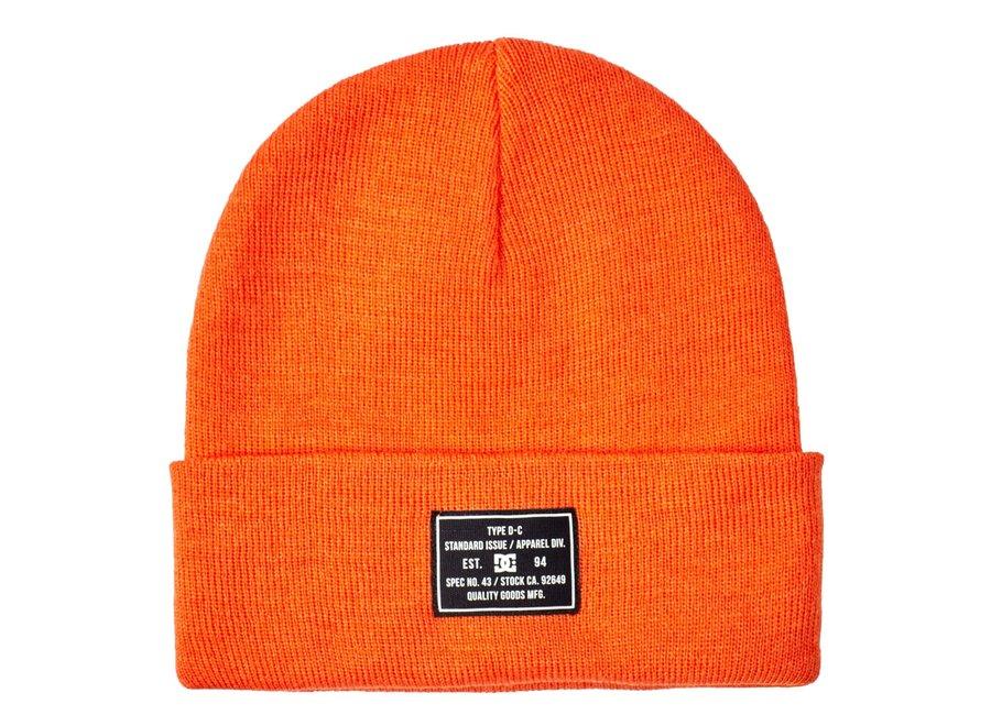 Label Beanie – Orangeade