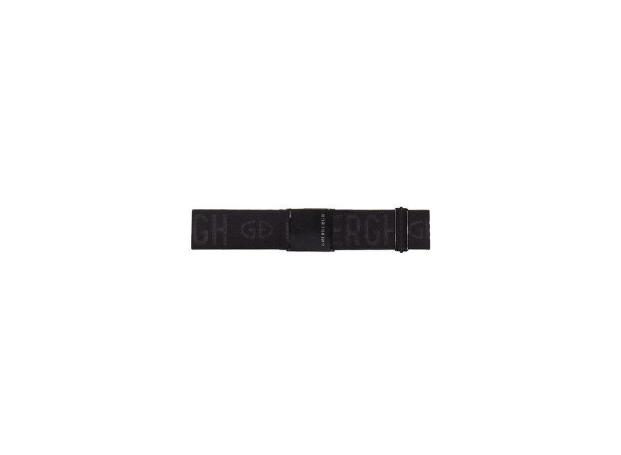 Contrast Belt – Black