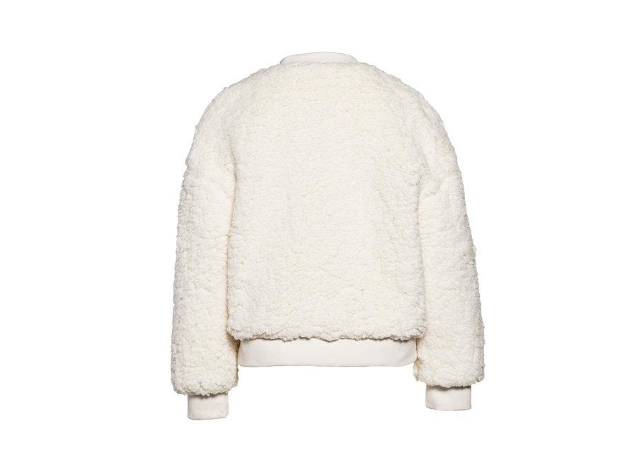 Deer Teddy Sweater