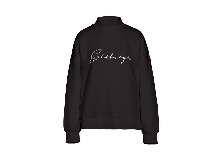 Stone Sweater – Black