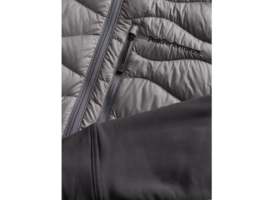 Helium Hybrid Hood Jacket