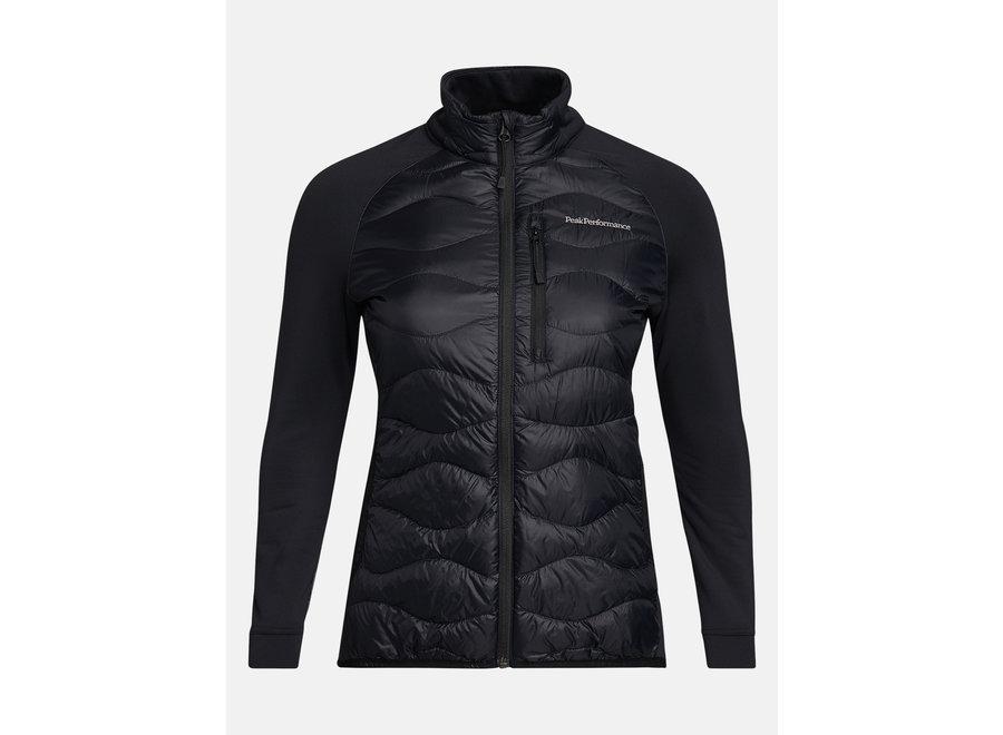 Helium Hybrid Jacket – Black