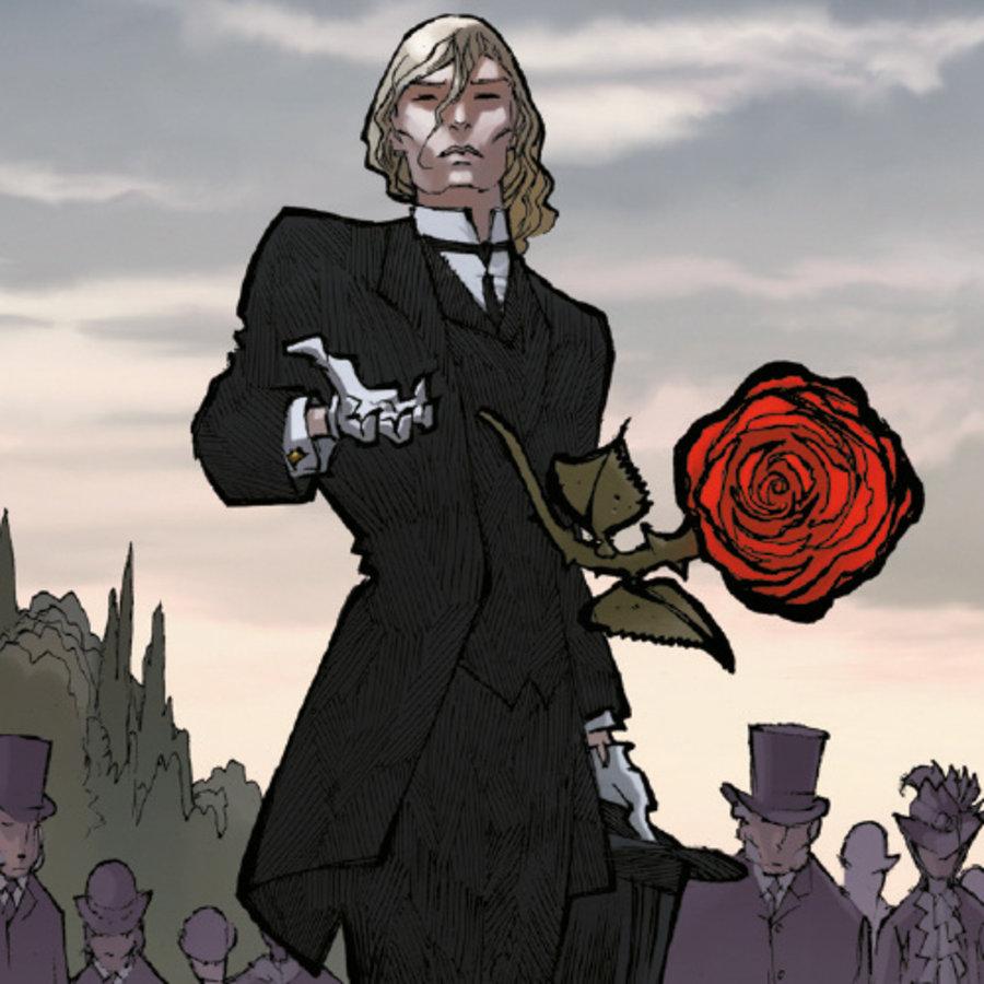 D (Dracula)