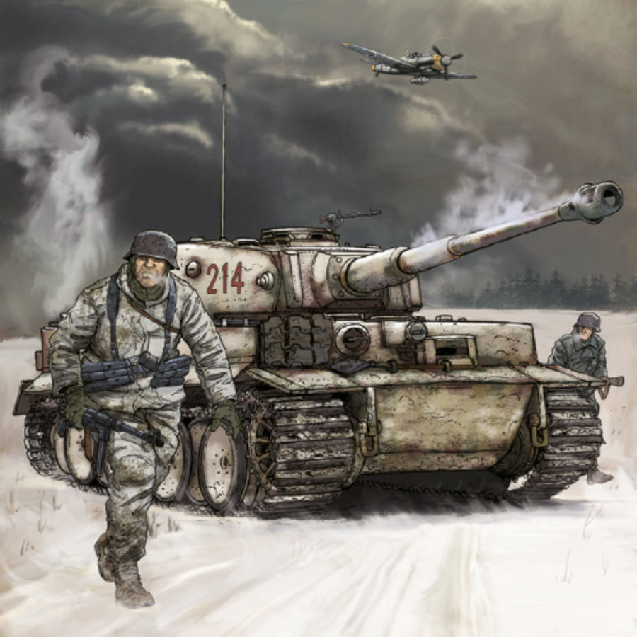 De hel van het Oostfront
