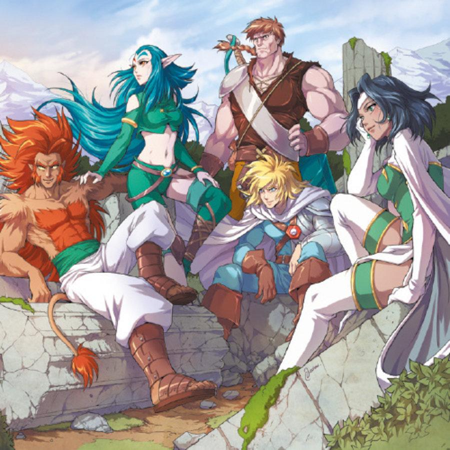 De Legendariërs - Het begin