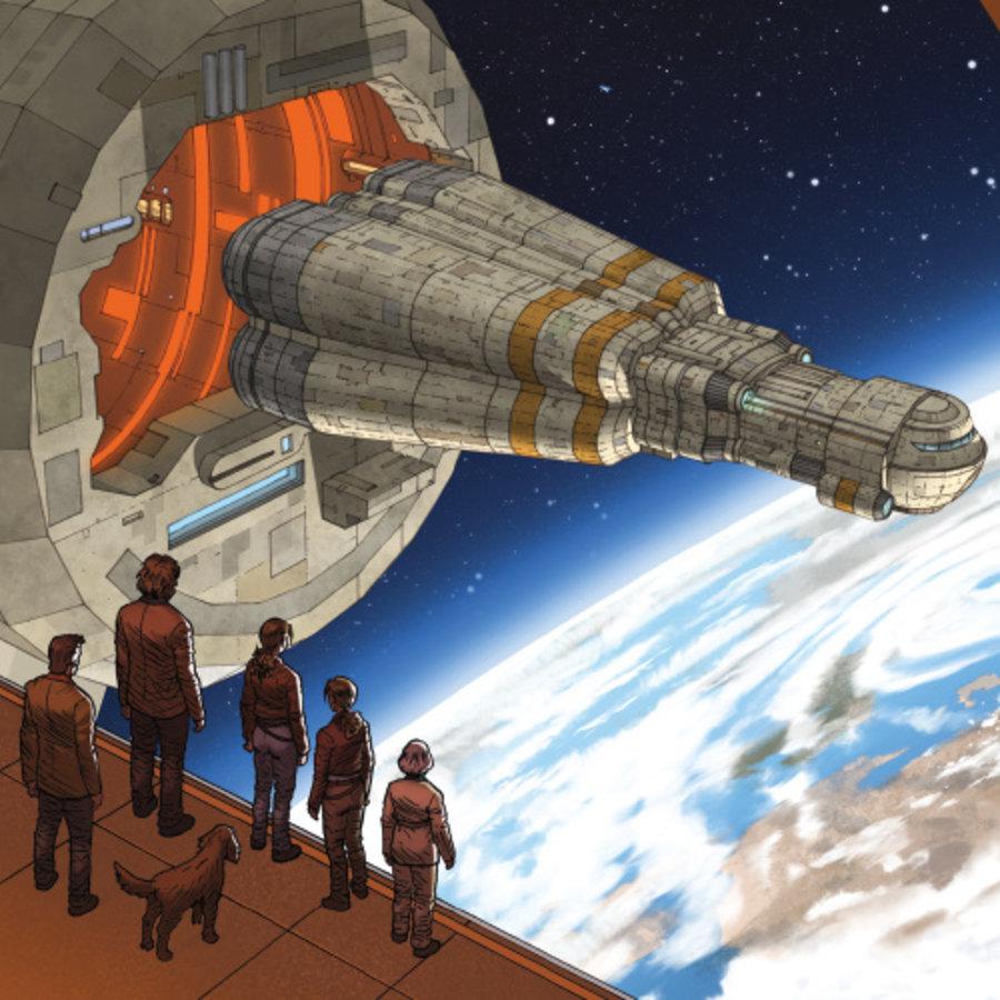Ruimtevaart en scifi