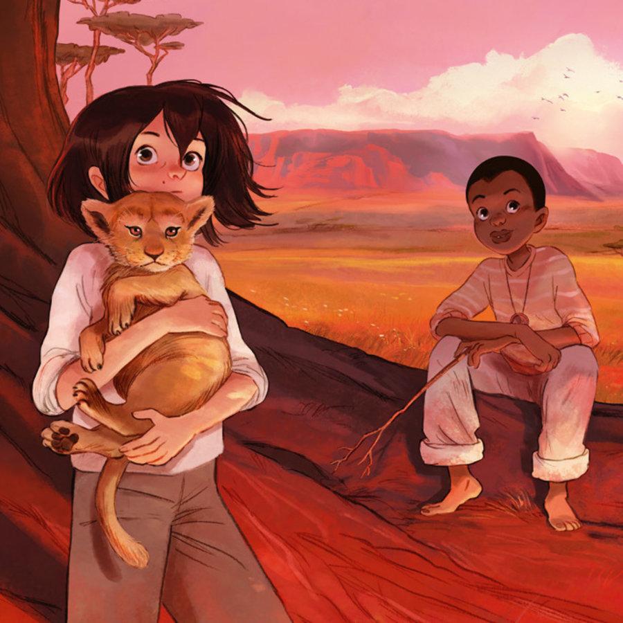 Lulu en Nelson