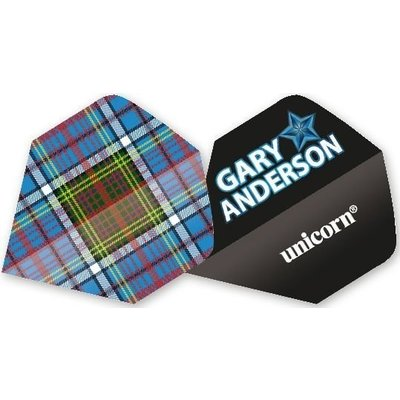 Authentic Gary Anderson Shirt Ailettes