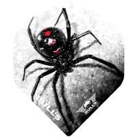 Bull's Bull's Powerflite - Black Widow