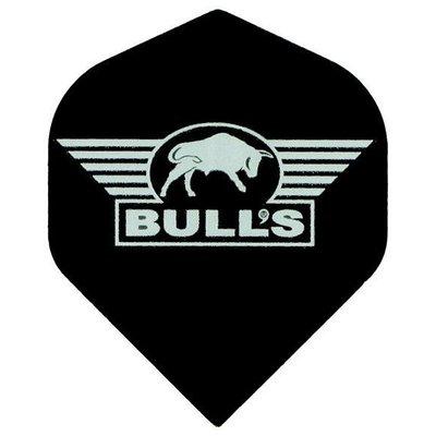 Bull's Powerflite - Logo Silver