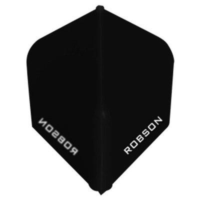 Bull's Robson Plus Ailettes Std.6 - Black