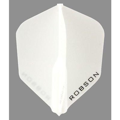 Bull's Robson Plus Ailettes Std.6 - White