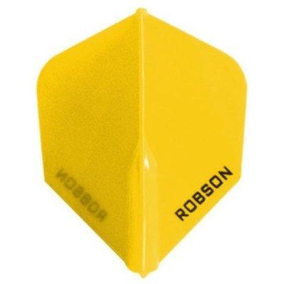 Bull's Robson Plus Ailettes Std.6 - Yellow