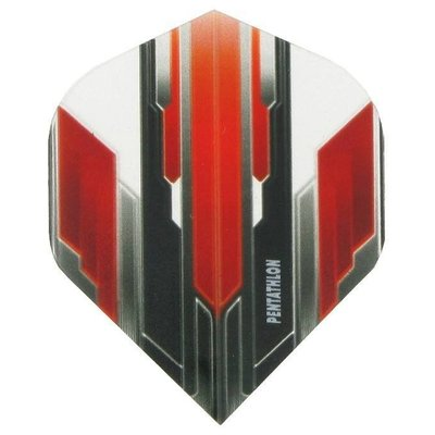 Pentathlon Clear - Red Black