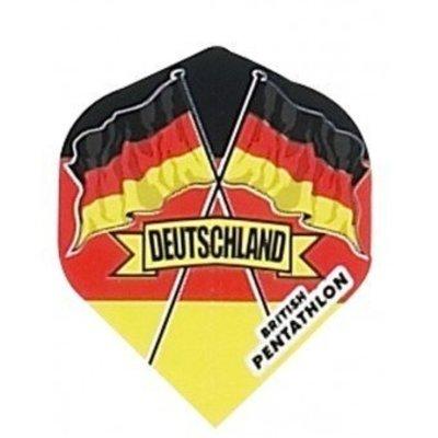 Pentathlon Duitsland Ailettes