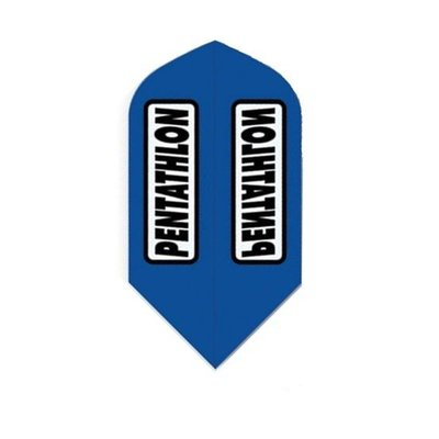 Pentathlon Slim Transparent Blue