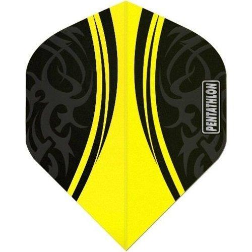 Pentathlon Pentathlon Tribal Clear Yellow