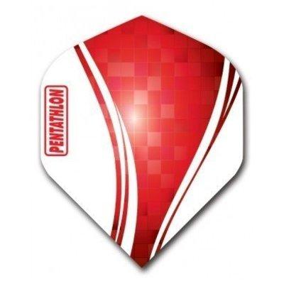 Pentathlon Vizion Swirl Red