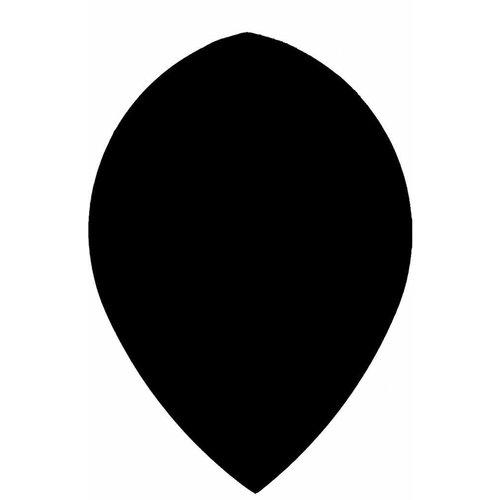 Dartshopper Poly Pear Black