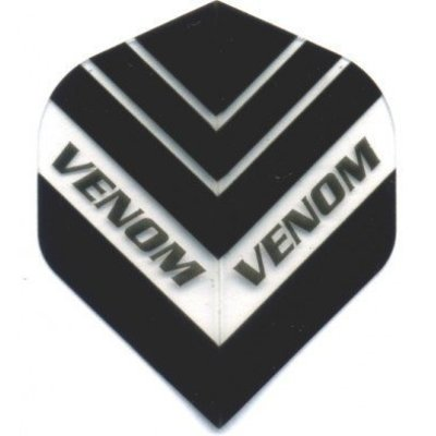Ruthless Venom Transparent Black