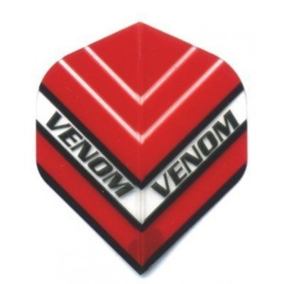 Ruthless Venom Transparent Red
