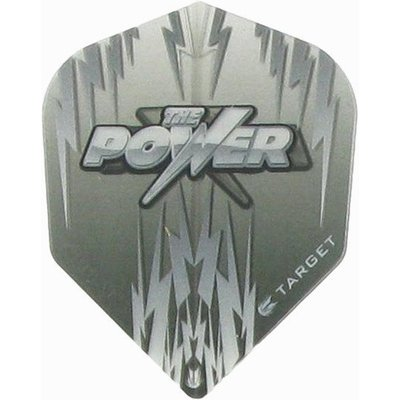 Target Power Grey Ailettess