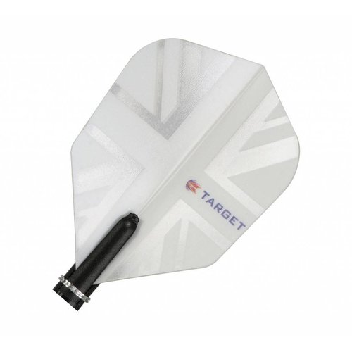Target Target Vision 150 White Union Jack Standard