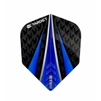 Target Vision Ultra 2 Blue Ailettes