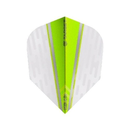 Target Target Vision Ultra White Wing Green No.6