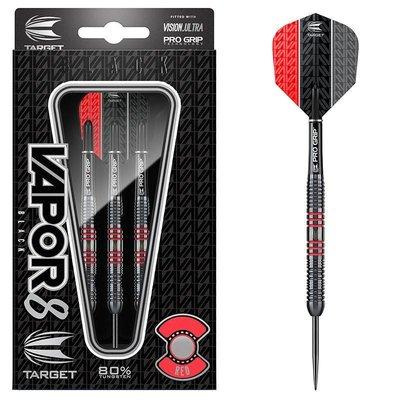 Target Vapor-8 Black-Red 80%