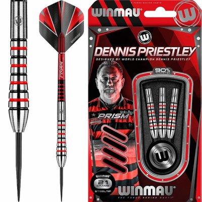 Winmau Dennis Priestley 90% 21-23-25g
