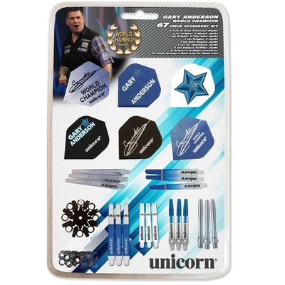Gary Anderson Accessoire Kit