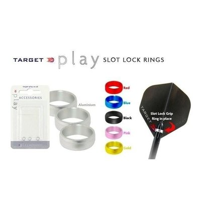 Target Slot Lock Ring Couleurs