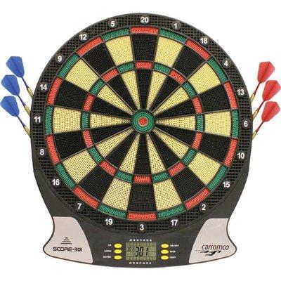 Cible Flechette Electronique Carromco Score-301